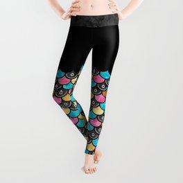 Mermaid Details Leggings