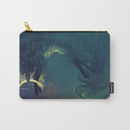 The Fox who talked the Moon and the Stars Carry-All Pouch