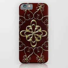 Golden Treasure of Nemo Slim Case iPhone 6s