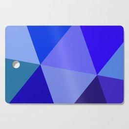 Prismatika Shades of Blue Cutting Board
