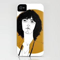 Patti Smith iPhone (4, 4s) Slim Case