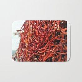 Red Seas Bath Mat