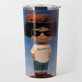 BUZZHOOKAH JOE - 005 Travel Mug
