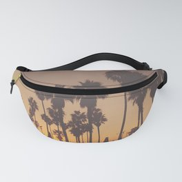 Venice Beach Sunset Fanny Pack