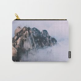 Cliffs In The Clouds Carry-All Pouch