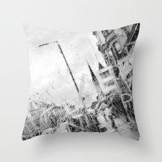 Take Shelter Throw Pillow