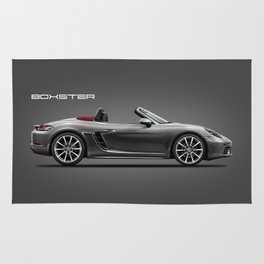 The Boxster Rug