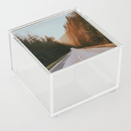 Golden Ears Acrylic Box