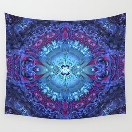 Welcome to My Universe Wall Tapestry