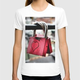 connected in love T-shirt