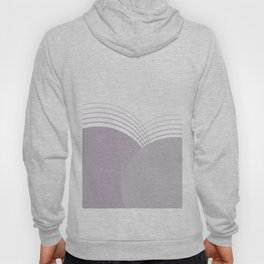 Abstract illustration in pastel and soft colors, perfect for clothes, furniture, art, gifts Hoody