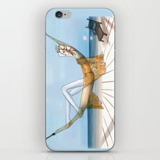 Chill, Relax, it's Summertime!! iPhone & iPod Skin