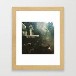 Tequila Sparrow Framed Art Print