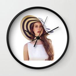 LanaDelRey Wall Clock