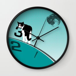 Thief Wall Clock