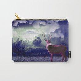 Le cerf dans les nuages Carry-All Pouch
