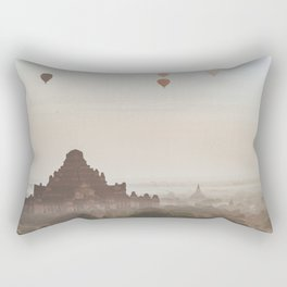 Bagan V Rectangular Pillow