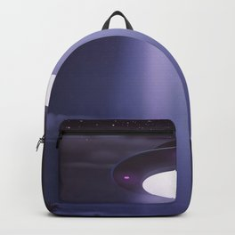 A Fire in the Sky Backpack