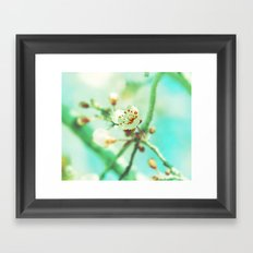 Bloom Framed Art Print