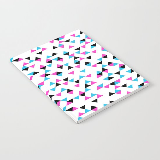 Electric Triangles Notebook