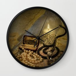 Guarding Memories Wall Clock