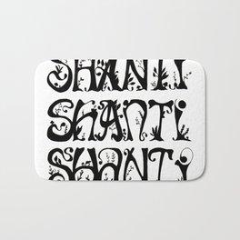 Shanti Mantra Bath Mat