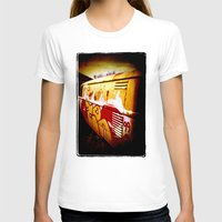 volkswagen T-shirts featuring Volkswagen 99 by Justin Alan Casey