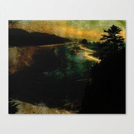 Pachuca Sunrise Canvas Print