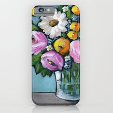 Beautiful Day Bouquet iPhone 6s Slim Case