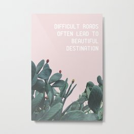 Beautiful Destinations Metal Print