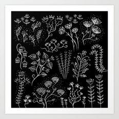 Plant Lyfe (no.2) Art Print