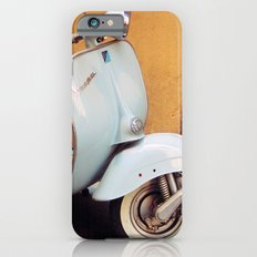 Vespa blu Slim Case iPhone 6s