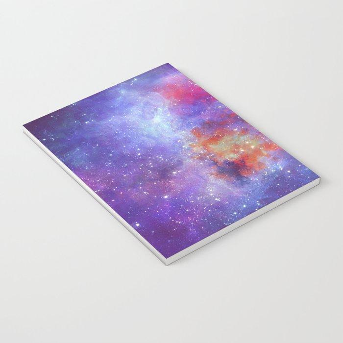 Heart of Universe Notebook