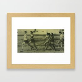 The 1976 Junior Dream Team Framed Art Print
