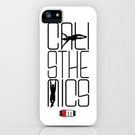 Calisthenics iPhone Case