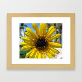 Life at Work Framed Art Print