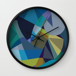 Jana The Angel Wall Clock