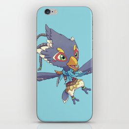 Vah Medoh Pilot iPhone Skin