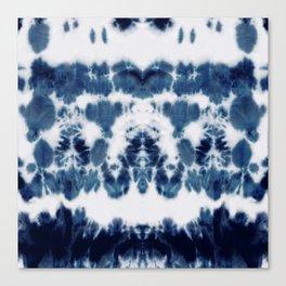 Shibori Not Sorry Canvas Print