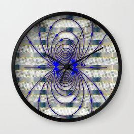 Figure 43 (Diagram Series) Wall Clock