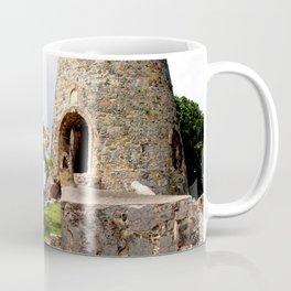 Watercolor Architecture, Annaberg Plantation 01, St John, USVI Coffee Mug