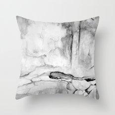 Bones of You Throw Pillow