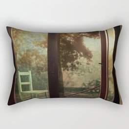 Rear Window Rectangular Pillow