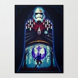 Finn's Journey Canvas Print
