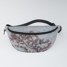 Sakura Moss Agate Fanny Pack