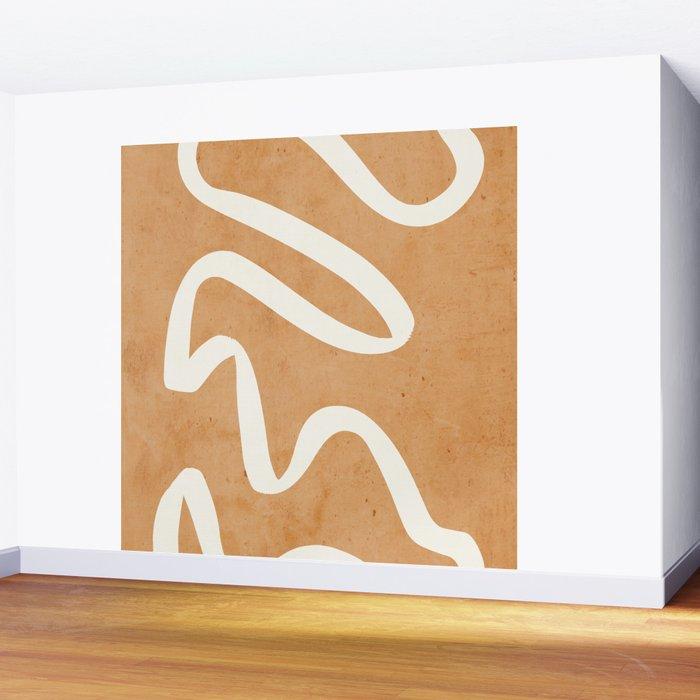 abstract minimal 31 Wall Mural