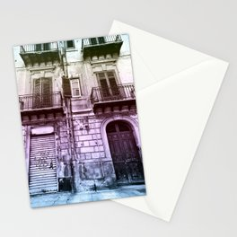 Urban Exploring Sound of Palermo Stationery Cards