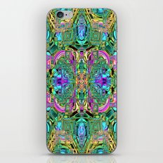 Ridged Patterns 2 B iPhone & iPod Skin