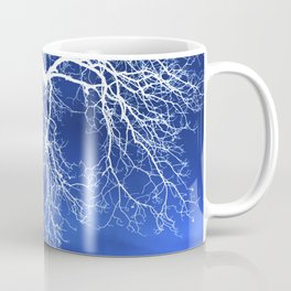 Weeping Tree Abstract Coffee Mug