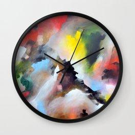 light Study Wall Clock